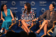 (L-R) Rosa Salazar, Angelique Cabral and Constance Marie of 'Undone' attend The Paley Center For Media's 2019 PaleyFest Fall TV Previews - Amazon at The Paley Center for Media on September 06, 2019 in Beverly Hills, California.