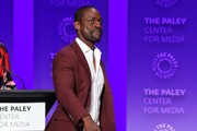 "Sterling K. Brown attends the Paley Center For Media's 2019 PaleyFest LA - ""Star Trek: Discovery"" and ""The Twilight Zone"" held at the Dolby Theater on March 24, 2019 in Los Angeles, California."
