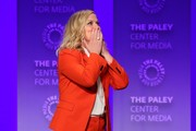 """Amy Poehler attends the Paley Center For Media's 2019 PaleyFest LA  """"Parks And Recreation"""" 10th Anniversary Reunion held at the Dolby Theater on March 21, 2019 in Los Angeles, California."""