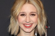 """Taissa Farmiga attends the Paley Center For Media's 2019 PaleyFest LA - """"Star Trek: Discovery"""" and """"The Twilight Zone"""" held at the Dolby Theater on March 24, 2019 in Los Angeles, California."""