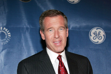 """Brian Williams The Paley Center For Media Celebrates """"General Electric Theater"""""""