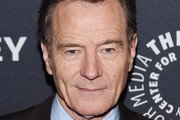 """Bryan Cranston attends The Paley Center For Media Presents: """"A Conversation With Bryan Cranston"""" at The Paley Center for Media on March 29, 2018 in New York City."""