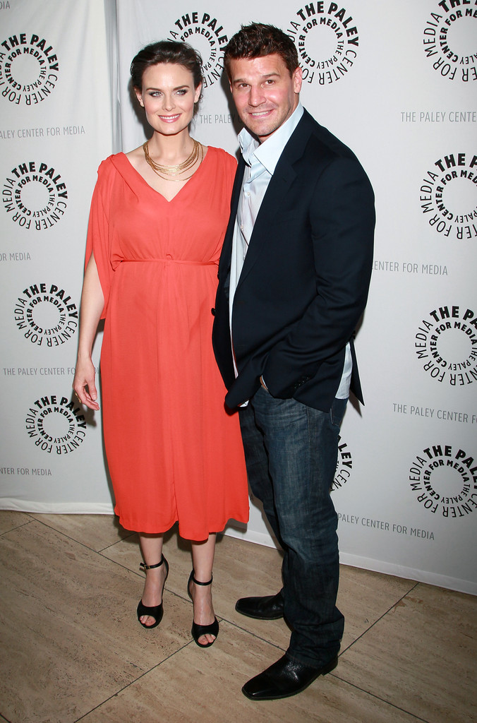 David Boreanaz Photos Photos - The Paley Center For Media ...
