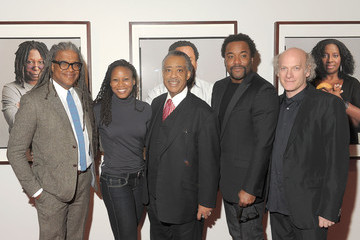 """Elvis Mitchell Timothy Greenfield-sanders The Paley Center For Media Screening Of """"The Blacklist: Volume Three"""""""