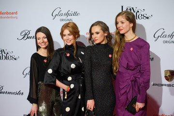 Palina Rojinski Glashuette Original Day 3 at the 68th Berlinale International Film Festival