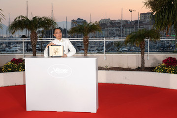 Apichatpong Weerasethakul Palme d'Or Award - Photocall:63rd Cannes Film Festival