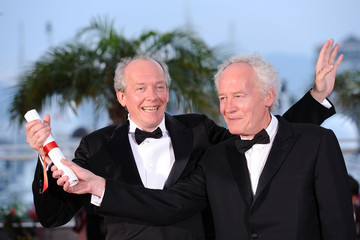 Jea-Pierre Dardenne Palme D'Or Winners Photocall - 64th Annual Cannes Film Festival