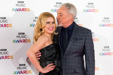 Paloma Faith Arrivals at the BBC Music Awards
