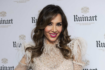 Paloma Lago ARCO Fair Closing Party in Madrid