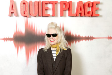 Pam Hogg 'A Quiet Place' Screening - Arrivals