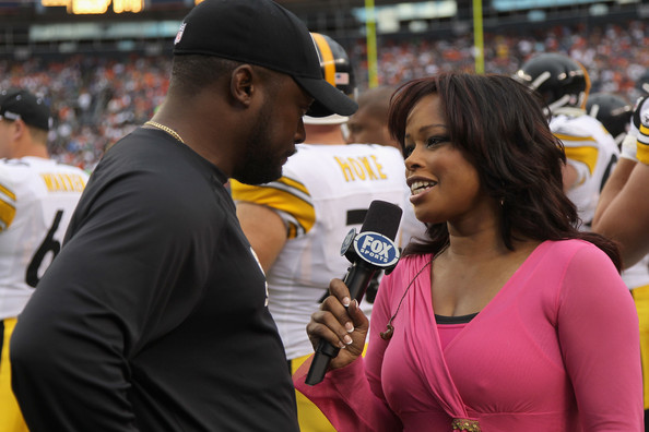 Re  Pam Oliver looks like she can   Pam Oliver Husband