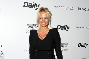 Pamela Anderson The Daily Front Row 'Fashion Los Angeles Awards' 2016 - Arrivals