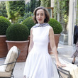 Pamela Golbin The Business Of Fashion Celebrates Caroline Hu During Paris Haute Couture Week
