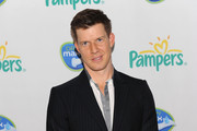 Actor Eric Mabius attends the Pampers Dry Max launch party at Helen Mills Theater on March 18, 2010 in New York City.