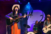 Nikki Lane performs onstage during Pandora SXSW 2018 on March 13, 2018 in Austin, Texas.