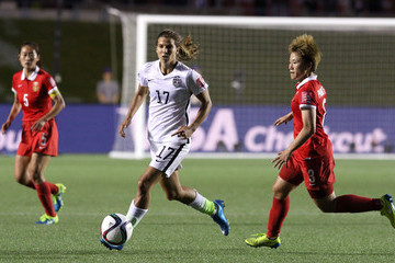 Pang Fengyue China v United States: Quarter Final - FIFA Women's World Cup 2015