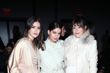 Paola Alberdi Sally LaPointe - Front Row - February 2020 - New York Fashion Week: The Shows