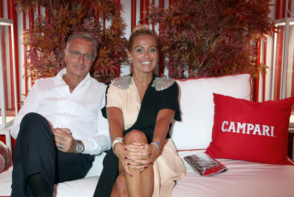 Campari At 76 Venice Film Festival – Paolo Bonolis Presenting 'Il Dono' At Campari Lounge