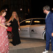 Paolo Ruffini Lexus At The Filming In Italy After Party Arrivals - The 76th Venice Film Festival