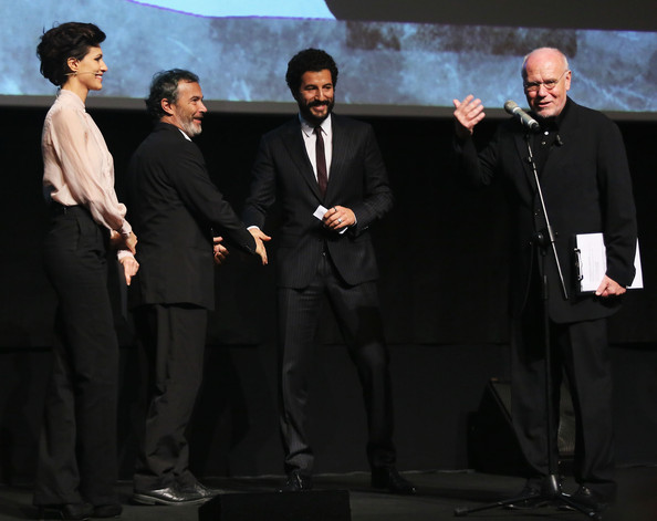 Collateral Awards Ceremony - The 7th Rome Film Festival