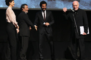 Paolo Sassanelli Collateral Awards Ceremony - The 7th Rome Film Festival