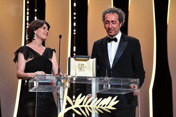 Paolo Sorrentino Closing Ceremony - The 70th Annual Cannes Film Festival