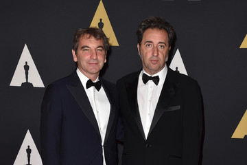 Paolo Sorrentino Nicola Giuliano Academy of Motion Picture Arts and Sciences' 7th Annual Governors Awards - Arrivals