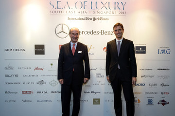 Paolo Zegna International New York Times Luxury Conference