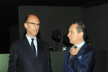 Paolo Zegna Transpac Press Conference in Milan