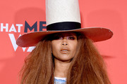 "Erykah Badu attends Paramount Pictures' ""What Men Want"" Premiere at Regency Village Theatre on January 28, 2019 in Westwood, California."