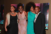 """(L-R) Pernell Walker, Adepero Oduye, Kim Wayans and Nekisa Cooper attend the """"Pariah"""" premiere at the Tribeca Grand Hotel on December 1, 2011 in New York City."""