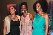 """(L-R) Pernell Walker, Adepero Oduye and Kim Wayans attend the """"Pariah"""" premiere at the Tribeca Grand Hotel on December 1, 2011 in New York City."""