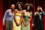 "Producer Nekisa Cooper, actors Adepero Oduye, Kim Wayans and Pernell Walker attend ""Pariah"" Premiere at TIFF Bell Lightbox during the 2011 Toronto International Film Festival on September 12, 2011 in Toronto, Canada."