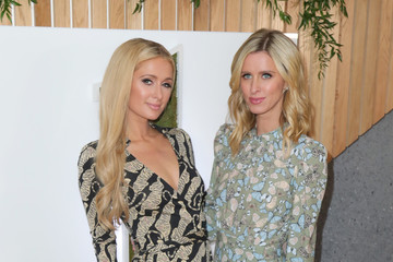 Paris Hilton Nicky Hilton 1 Hotel West Hollywood Grand Opening Event - Arrivals
