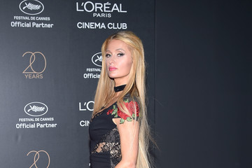 Paris Hilton Gala 20th Birthday of L'Oreal in Cannes - The 70th Annual Cannes Film Festival