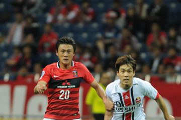 Park Chu Young Urawa Red Diamonds v FC Seoul - AFC Champions League Round of 16 First Leg