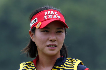Park Hee Young Sime Darby LPGA: Day 1