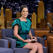 Parker Posey Tom Cruise And Parker Posey Visit 'The Tonight Show Starring Jimmy Fallon'