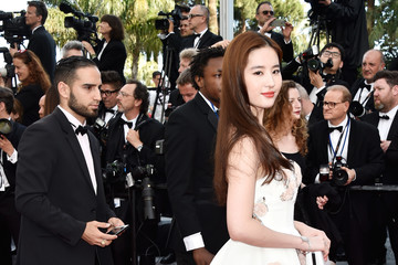 Pascal Le Segretain 'Cafe Society' & Opening Gala - Red Carpet Arrivals - The 69th Annual Cannes Film Festival