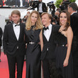 Pascale Arbillot 'Solo: A Star Wars Story' Red Carpet Arrivals - The 71st Annual Cannes Film Festival