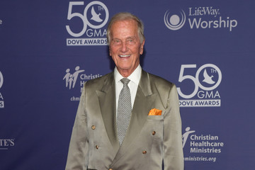 Pat Boone 50th Annual GMA Dove Awards - Arrivals