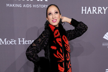 Pat Cleveland The amfAR New York Gala 2017 Sponsored by FIJI Water