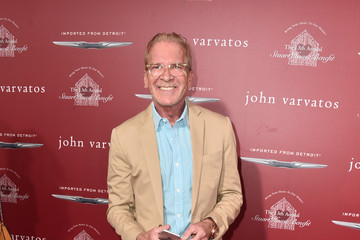 Pat O'Brien John Varvatos 13th Annual Stuart House Benefit Presented by Chrysler With Kids' Tent by Hasbro Studios - Arrivals