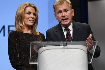 Pat Sajak The NAB Achievement In Broadcasting Dinner