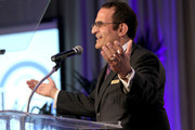 Executive Director of the American Fertility Association Ken Mosesian speaks onstage during Path2Parenthood - Illuminations LA 2015 held at the Four Seasons Hotel in Los Angeles CA on April 17, 2015