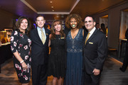 Don Hribek (second from left), Lisa Van Ness, GloZell Green and Ken Mosesian attend the Path2Parenthood's Illuminations LA 2017 on April 28, 2017 in Los Angeles, California.