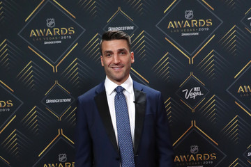 Patrice Bergeron 2019 NHL Awards - Arrivals