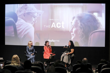 Patricia Arquette Joey King SAG-AFTRA Q&A For Hulu's 'The Act'