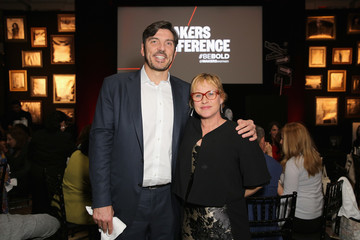 Patricia Arquette The 2017 MAKERS Conference Day 2