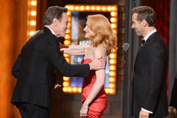 Patricia Clarkson 2014 Tony Awards - Show